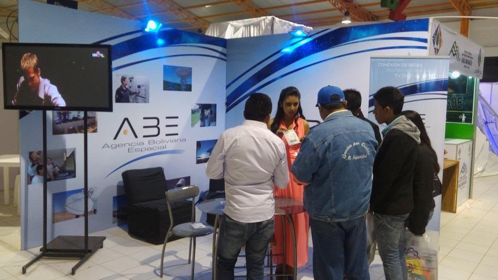 ABE en la Expo Chaco 2016