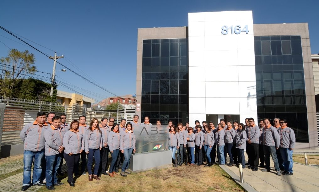 Personal Agencia Boliviana Espacial