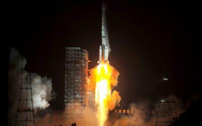 Cinco años del lanzamiento del Satélite Túpac Katari